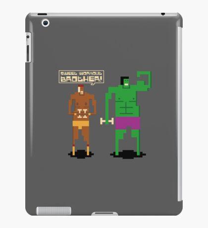 Sweet Workout iPad Case/Skin