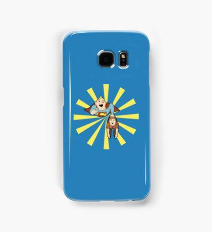 Super Sloth Samsung Galaxy Case/Skin