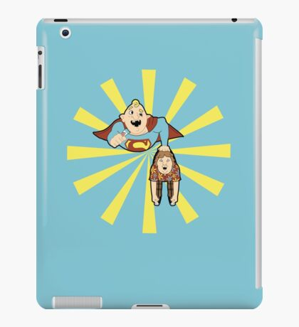 Super Sloth iPad Case/Skin