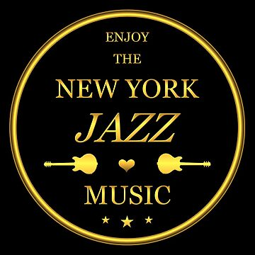 Enjoy The New York Jazz Music by maliderkel
