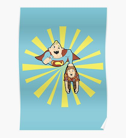 Super Sloth Poster