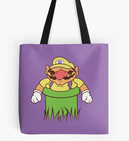 You're going to need a bigger warp pipe Tote Bag