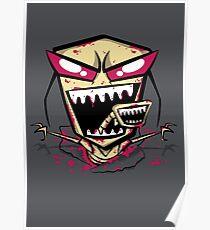 Chest burst of Doom Poster