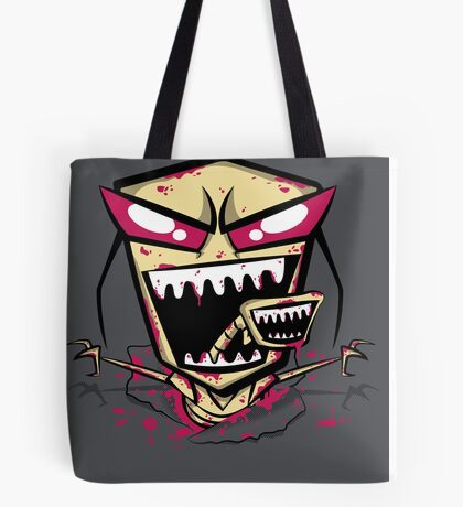Chest burst of Doom Tote Bag