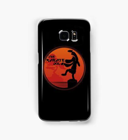 The Karate Dog  Samsung Galaxy Case/Skin