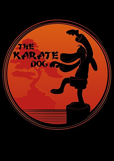 The Karate Dog  by Scott Weston