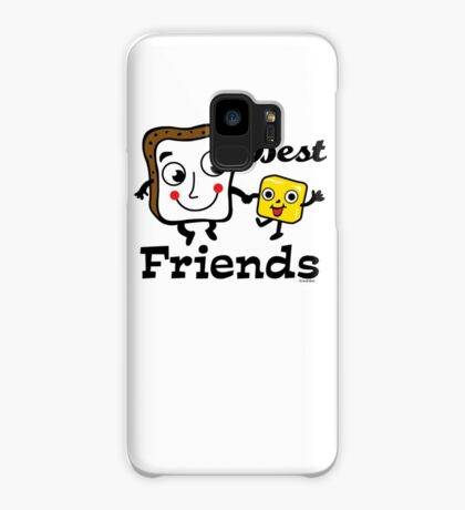 "Bread and Butter ""Best Friends""  Case/Skin for Samsung Galaxy"