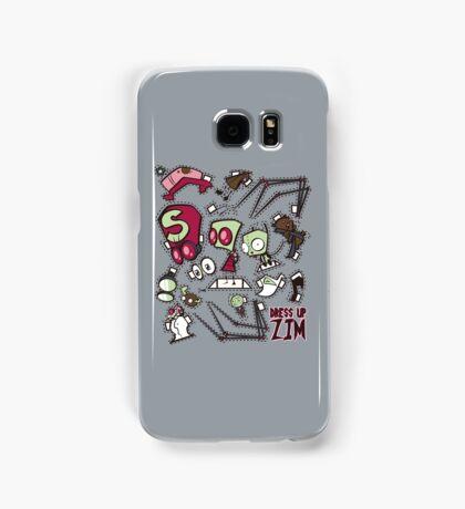 Dress up Zim Samsung Galaxy Case/Skin