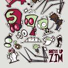 Dress up Zim by Scott Weston