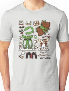 Dress up Gizmo and Gremlin T-Shirt