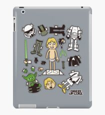 Dress up Luke iPad Case/Skin