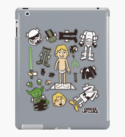 Dress up Luke iPad Case/Skin