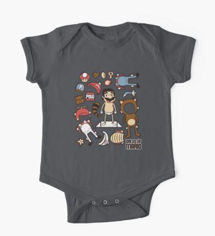 Dress up Mario Kids Clothes