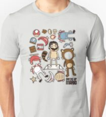 Dress up Mario T-Shirt