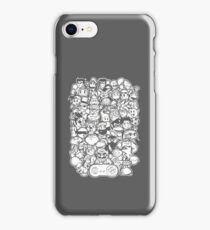 Super 16 bit iPhone Case/Skin