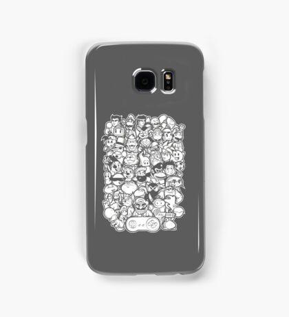 Super 16 bit Samsung Galaxy Case/Skin