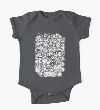 Super 16 bit Kids Clothes