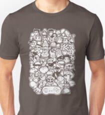 Super 16 bit Unisex T-Shirt