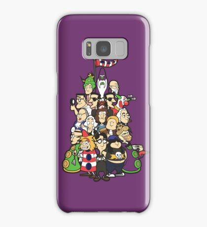 Day at the Mansion in colour! Samsung Galaxy Case/Skin