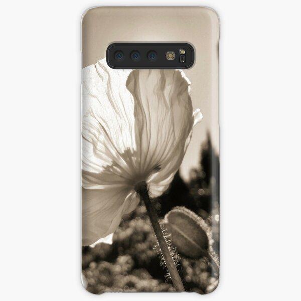 Oakland Poppies Samsung Galaxy Snap Case