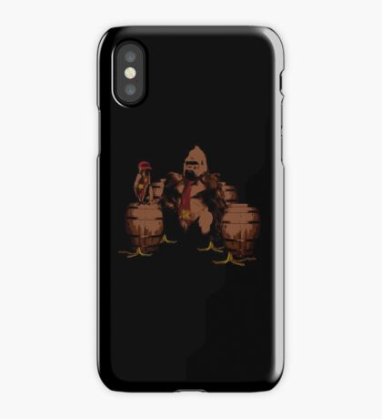 These are our bananas! iPhone Case