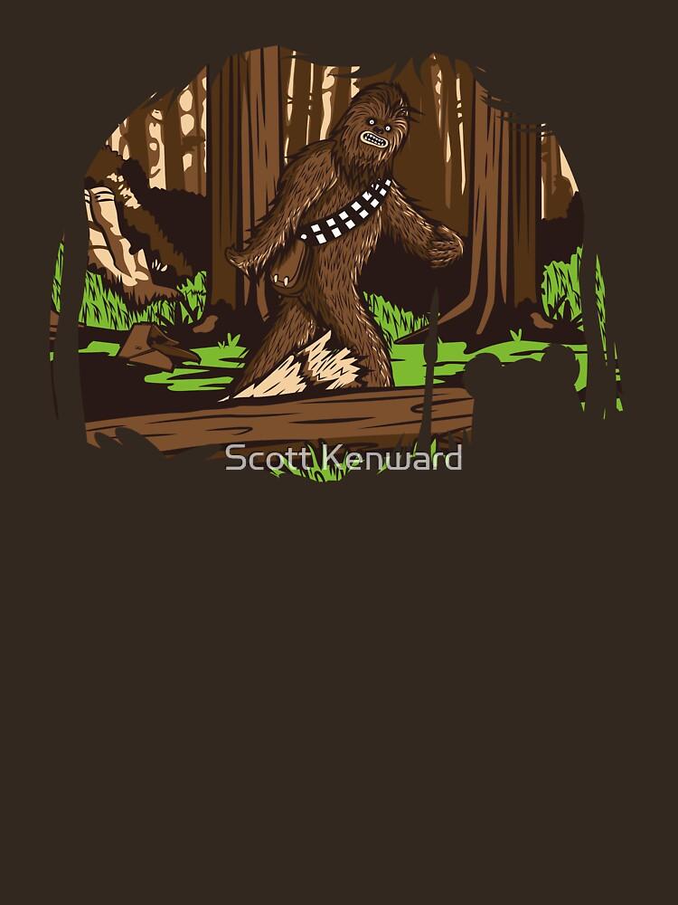 Bigfoot | Unisex T-Shirt
