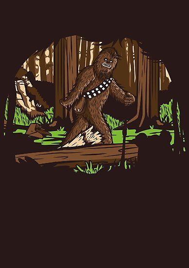 Bigfoot by Scott Weston
