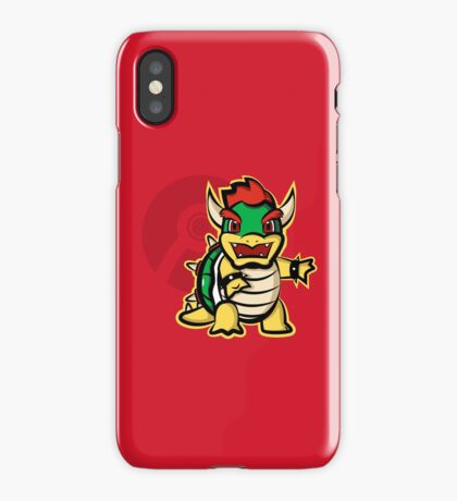 Bowtle iPhone Case