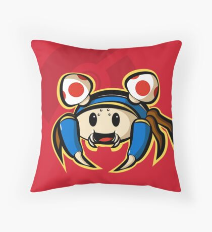 Parasoad Throw Pillow