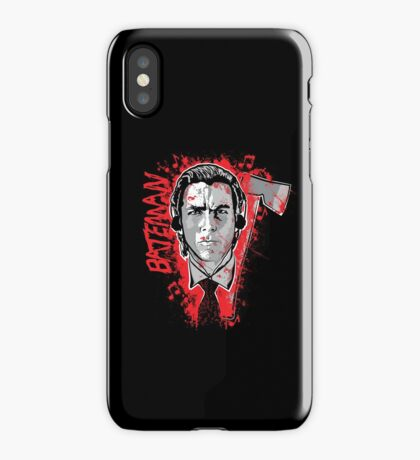 Bateman iPhone Case