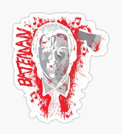 Bateman Sticker