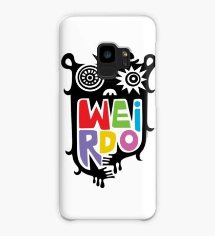 Big Weirdo - multi Case/Skin for Samsung Galaxy