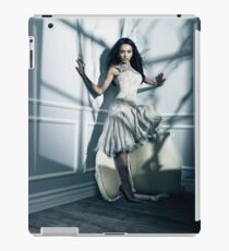 Bonnie Bennett - The Vampire Diaries - Season 4 - Promotional Poster iPad Case/Skin