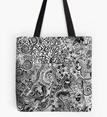 Animal Game (Animaux) Tote Bag