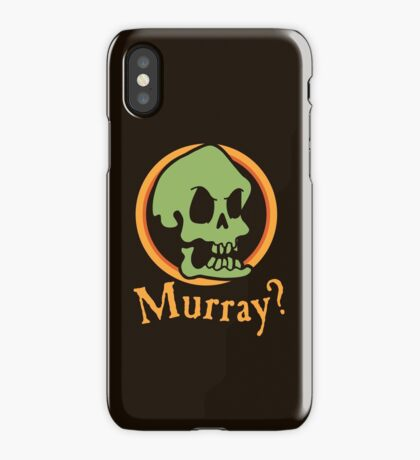 Murray? iPhone Case