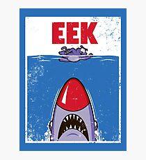 EEK Photographic Print
