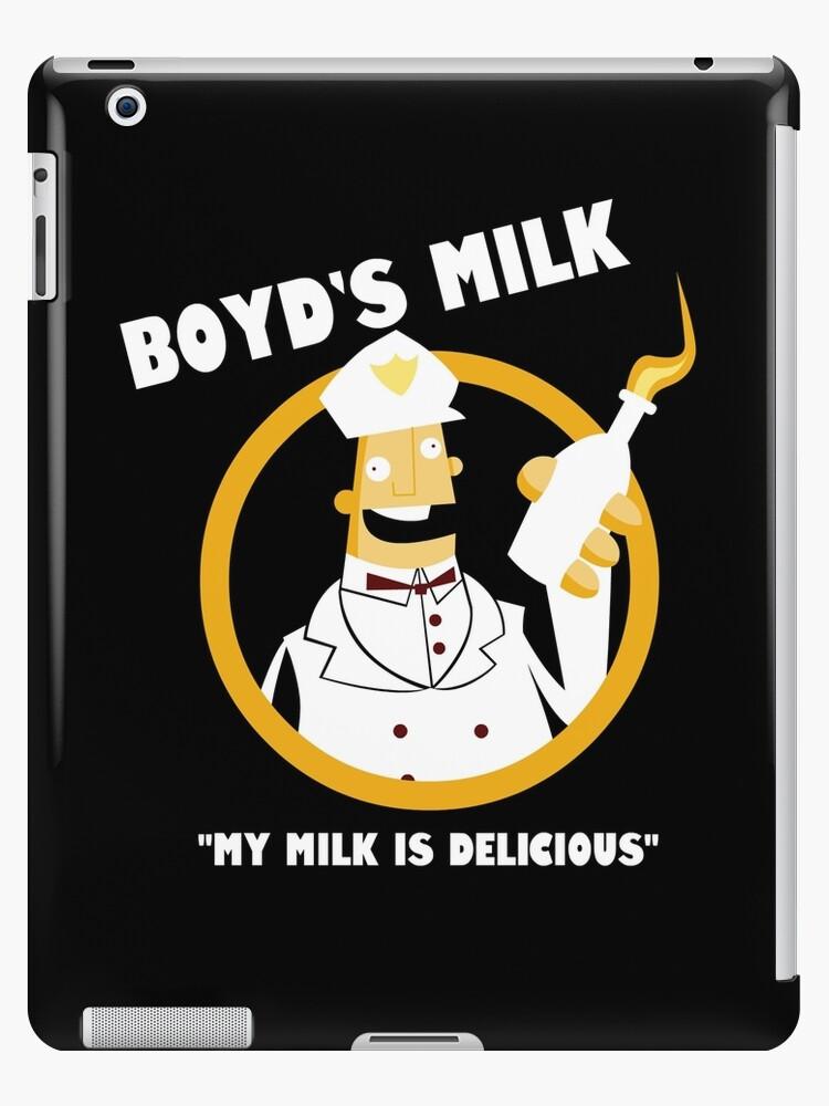 Boyd's Milk by Scott Weston