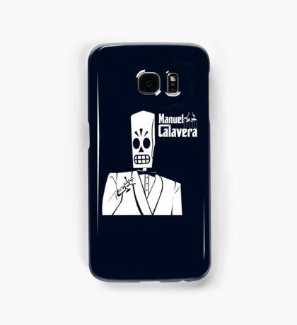 Godfather Manuel Calavera Samsung Galaxy Case/Skin