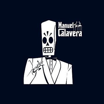 Godfather Manuel Calavera by scoweston