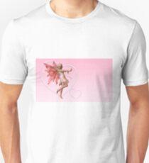 Pink Valentine Fairy T-Shirt