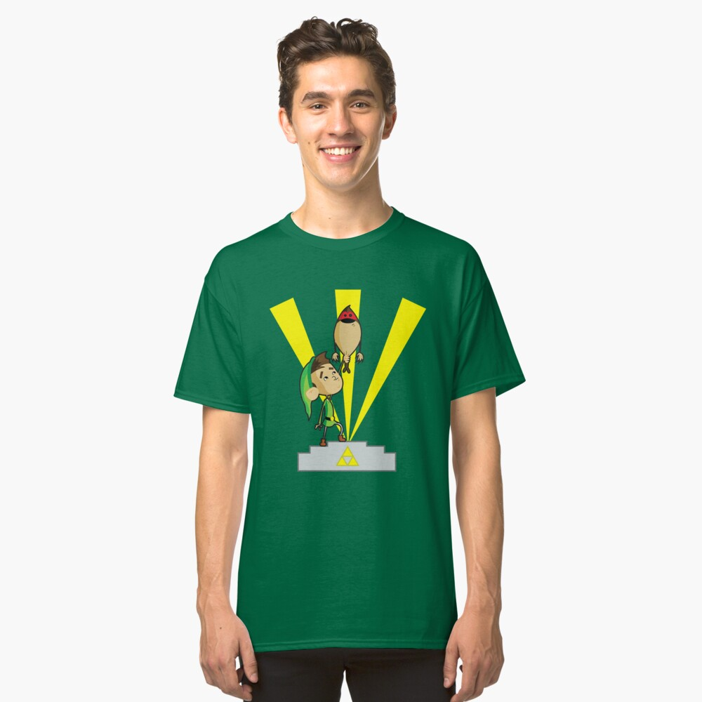 Zelda Mole Classic T-Shirt Front
