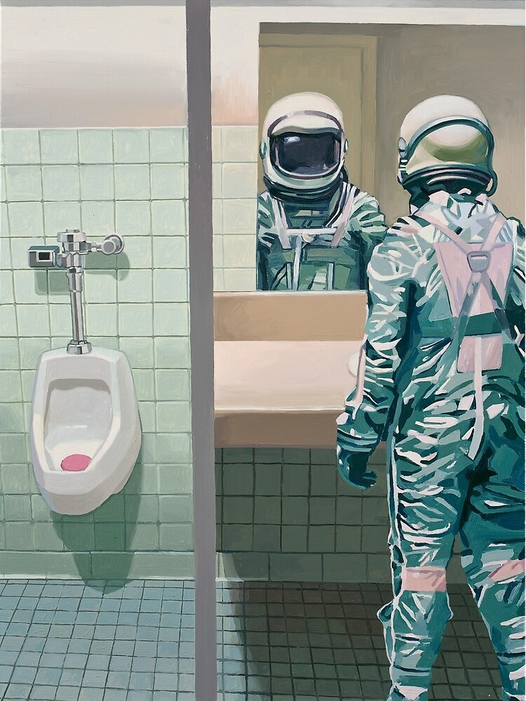 The Men's Room by scottlistfield