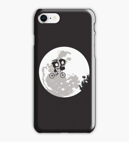 Dib and the E.T iPhone Case/Skin