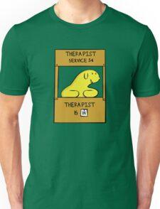 Hand Bananas Therapist Service T-Shirt