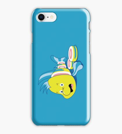 Flounder Sushi iPhone Case/Skin