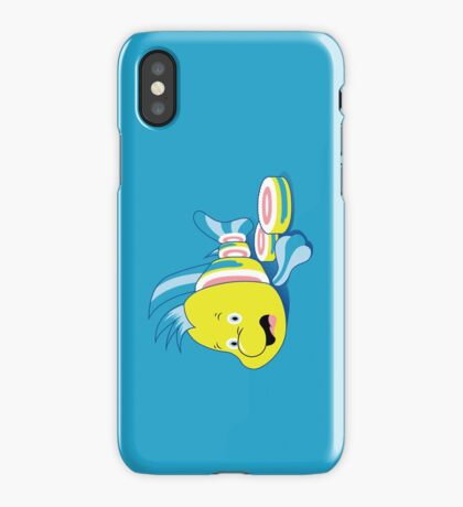 Flounder Sushi iPhone Case