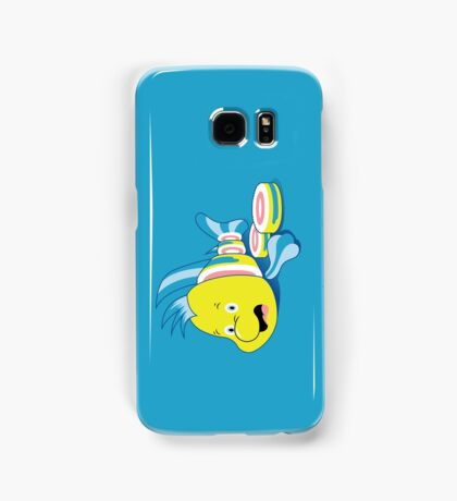 Flounder Sushi Samsung Galaxy Case/Skin