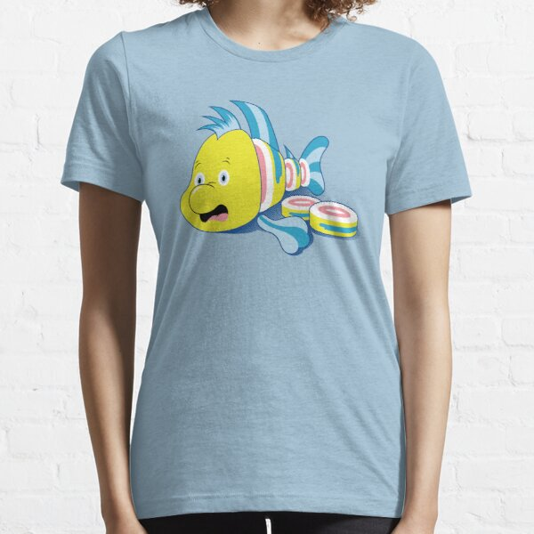 Flounder Sushi Essential T-Shirt