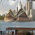 Sydney Opera House by David Mapletoft
