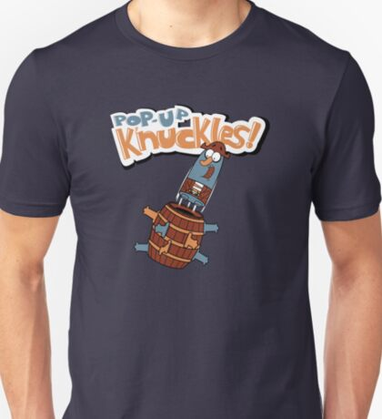 Pop - Up K'nuckles T-Shirt